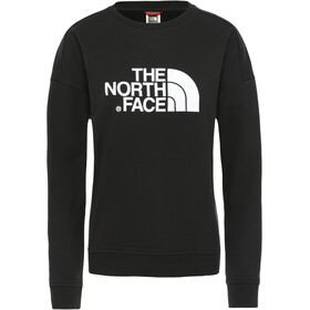 The North Face Drew Peak Rundhals-Pullover Damen tnf black